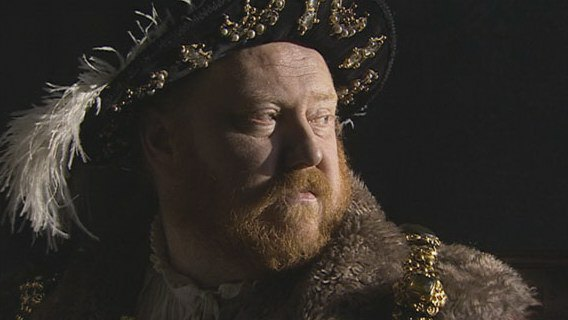 Henry VIII in feature film about Mary Tudor filmed by Sussex based Director of Photography Mark Snashall