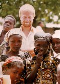 Sussex-based Documentary Cameraman Mark Snashall in Africa
