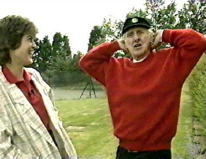 Interview with Spike Milligan filmed by Sussex based Cameraman Mark Snashall